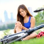 Knæsmerter efter cykling